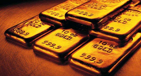 Операции с золотом