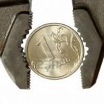 Декабрь 2012 года: рубль под давлением?