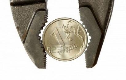 Декабрь 2012 - курс рубля под давлением