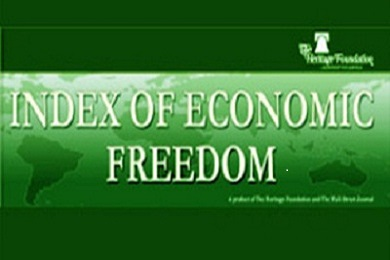 Индекс экономической свободы - 2016