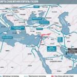 Конкуренция за поставки газа в Европу обостряется