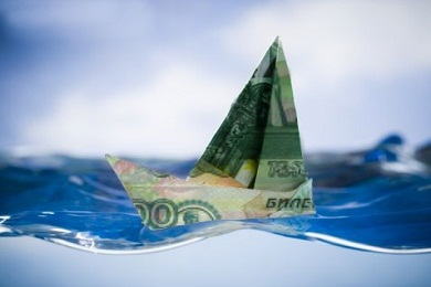 Свободное плавание рубля