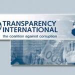 Индекс восприятия коррупции - 2014