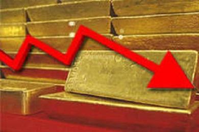 Цена золота - 2014