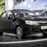 Падение продаж АвтоВАЗа в январе 2014 года