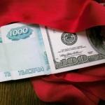 Курс рубля в поисках дна
