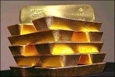 ЦБ Швейцарии - убытки от падения цен на золото
