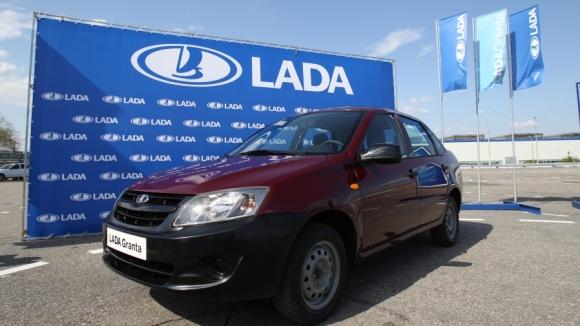 Самая продаваемая модель автомобиля в России