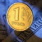 Коррекция рубля - весна 2014