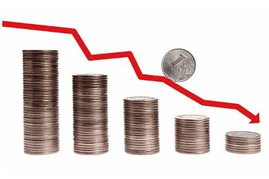 Падение рубля - 2014