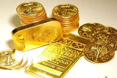 Цены на золото - 2015
