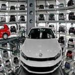 Продажи новых легковых автомобилей в России - 2015