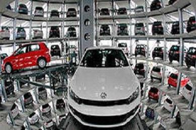 Продажи новых легковых автомобилей в России