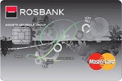 Банковские карты Росбанк