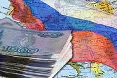 Корпоративный внешний долг России - 2014