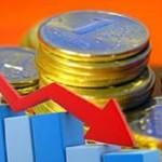 Каковы причины падения рубля в 2014 году?