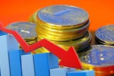 Падение курса рубля в 2014 году