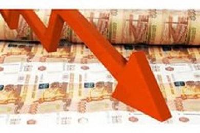 Падение рубля в 2014 году