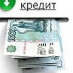 Кредит без поручителей