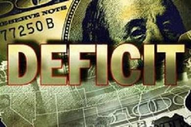 Дефицит бюджета США - 2015