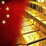 Китай наращивает золотой запас