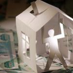 Падение ипотечного кредитования в России в 2015 году
