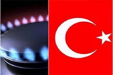 Турция - природный газ