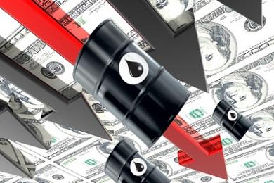 Цена на нефть - конец 2015г.