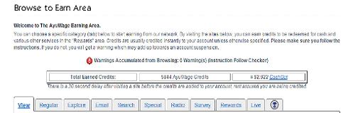 AyuWage - заработать без вложений