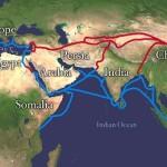 Мегапроект Новый Шелковый путь заработал