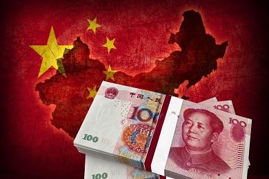 Золотовалютные резервы Китая - 2017