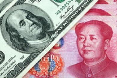 Курс юаня к доллару - 2019