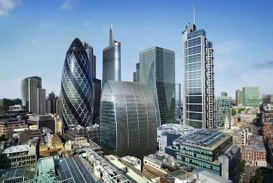 Крупнейший финансовый центр мира