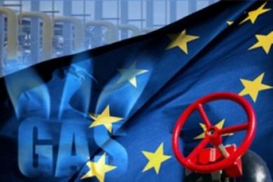 Поставки газа из США в Европу