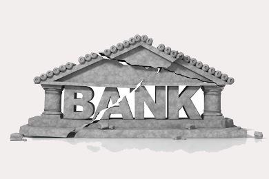 Разорение банков в России