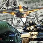 Военные расходы стран мира в 2015г. возросли