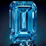 «Голубой Оппенгеймер» – самый дорогой бриллиант в мире