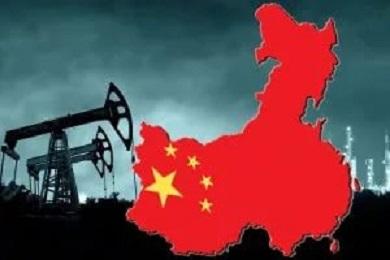 Добыча нефти в Китае