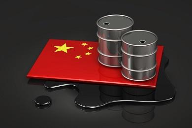 Поставки нефти в Китай