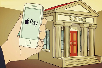 Apple Pay - банки в России