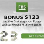 Бездепозитный бонус форекс без верификации от брокера FBS