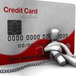 Просроченная задолженность в РФ по кредитным картам - 2016
