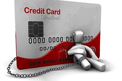 Просроченная задолженность по кредитным картам - 2016