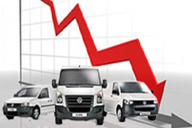 Продажи новых легковых автомобилей в России - 2016