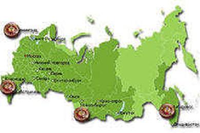 Игорные зоны в России