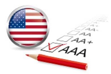 Кредитный рейтинг США