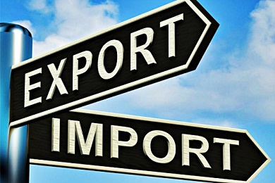 Внешняя торговля России - 2016