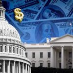 Госдолг США в 2019г. превысил 22 триллиона долларов