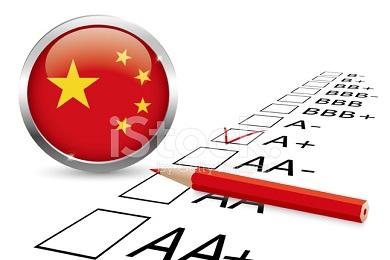 Кредитный рейтинг Китая