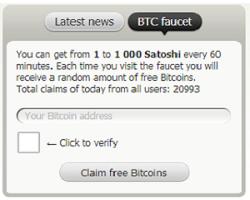 Bestchange.com – бесплатный биткоин кран